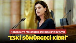 Macaristan'dan Hollanda'ya tepki: 'Eski sömürgeci kibri'