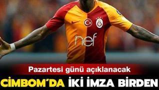Galatasaray transferde çifte bomba patlatıyor