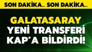 Galatasaray'dan ilk bomba transfer geliyor