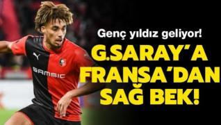 Galatasaray sağ bek transferini de bitirdi