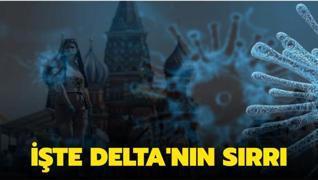 Delta varyantının neden daha hızlı yayıldığı ortaya çıktı