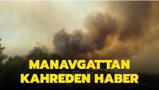Manavgat'ta 2 yangın işçisi hayatını kaybetti