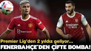 Fenerbahçe'den transferde çifte bomba