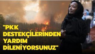 Della Miles'ten 'Help Turkey' isyanı: Yazık size!