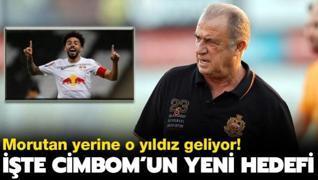 Galatasaray Morutan'ın yerine o yıldızı transfer ediyor