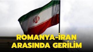 Romanya-İran arasında gerilim