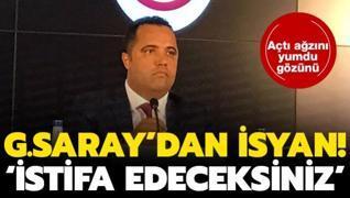 Galatasaray'dan Tahkim Kurulu'na isyan