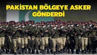 Hindu tapınağına saldırı sonrası harekete geçtiler... Pakistan bölgeye asker gönderdi
