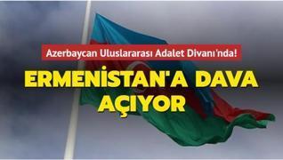Azerbaycan'dan Ermenistan'a dava