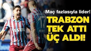 Trabzonspor'un son kurbanı Kasımpaşa