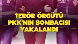 Son dakika haberi... Terör örgütü PKK'nın bombacısı yakalandı!