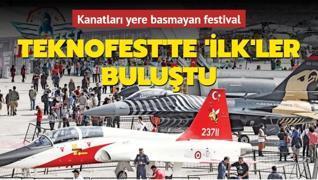 Kanatları yere basmayan festival
