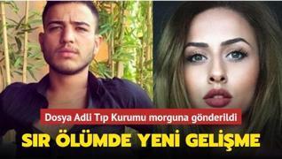 Ümitcan Uygun'un kız arkadaşı Esra Hankulu'nun şüpheli ölümünde yeni gelişme