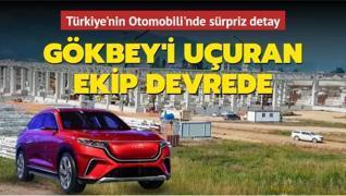 Türkiye'nin Otomobili'nde sürpriz detay: Gökbey'i uçuran ekip devrede