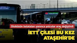 İETT çilesi bu kez Ataşehir'de