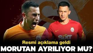 Flaş! Morutan Galatasaray'dan ayrılıyor mu?