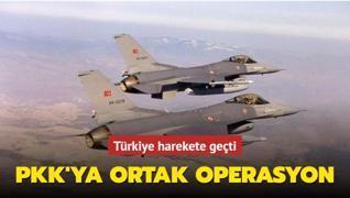 Bakan Akar'dan Irak'la ortak operasyon açıklaması