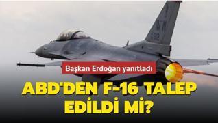 Başkan Erdoğan açıkladı! ABD'den Türkiye'ye yeni teklif