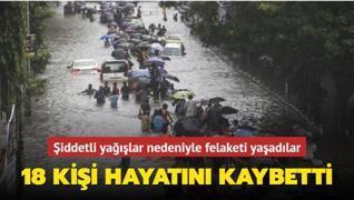 Şiddetli yağışlar nedeniyle felaketi yaşadılar... Onlarca kişi kayboldu