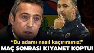 'Bu adamı nasıl kaçırırsınız!' Trabzonspor-Fenerbahçe maçı sonrası kıyamet koptu!