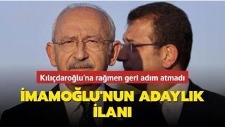 İmamoğlu ile Kılıçdaroğlu kapışıyor