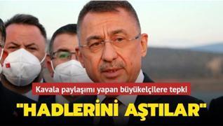 Osman Kavala paylaşımı yapan büyükelçilere tepki