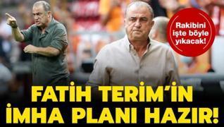 Fatih Terim Lokomotiv'i imha planını hazırladı