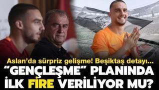 G.Saray'da Berkan Kutlu bombası! Beşiktaş detayı...