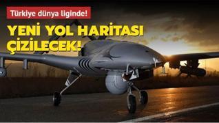 Türkiye dünya liginde! Yeni yol haritası çizilecek
