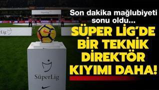 Süper Lig'de bir kıyım daha