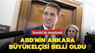 ABD'nin Ankara Büyükelçisi belli oldu