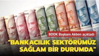 BDDK Başkanı Akben açıkladı! 940 milyar lira kredi sağlandı