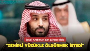 'Selman eski kralı zehirli yüzükle öldürmek istedi'