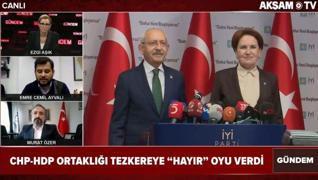 CHP-HDP ortaklığı…