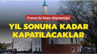 Fransa'nın İslam'la savaşı devam ediyor