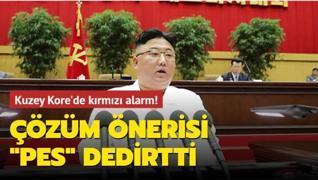 Kuzey Kore'de kırmızı alarm! Çözüm önerisi 'pes' dedirtti