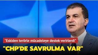Eskiden terörle mücadeleye destek verirlerdi: CHP'de savrulma var
