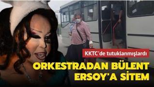 KKTC'de tutuklanmışlardı... Orkestradan Bülent Ersoy'a sitem