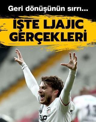 İşte Beşiktaş'taki Adem Ljajic gerçekleri