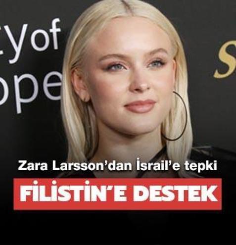 Dünyaca ünlü pop yıldızından  işgalci İsrail'e tepki