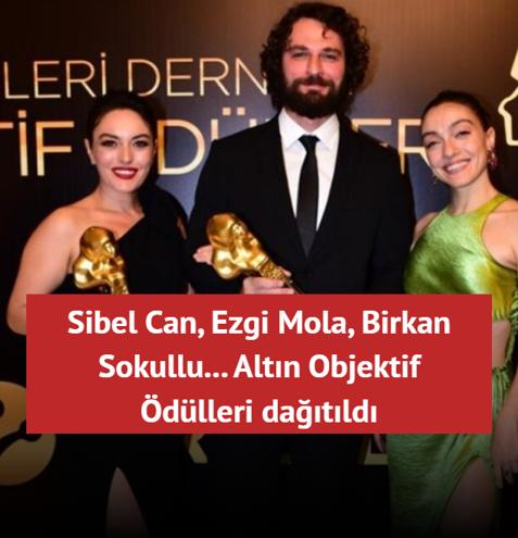 Altın Objektif Ödülleri dağıtıldı