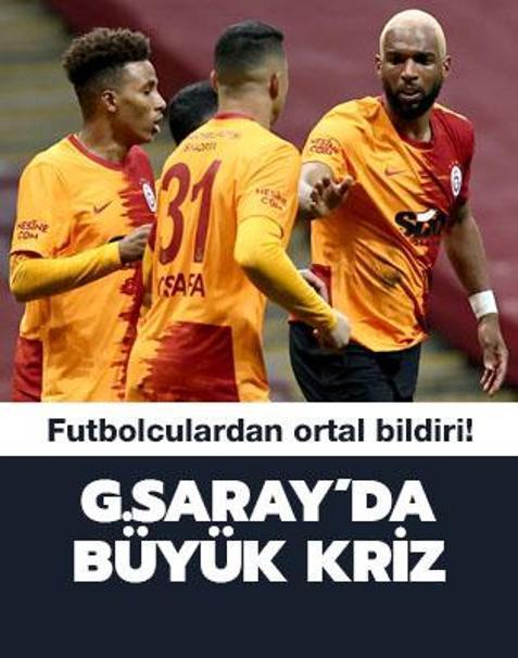 Galatasaray'da Başkan Cengiz'in açıklaması sonrası büyük kriz