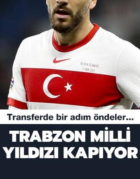 Trabzonspor Kenan Karaman transferini bitiriyor