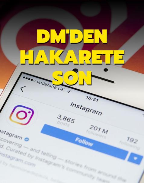 Instagram'dan DM mesajlarına yönelik yeni düzenleme