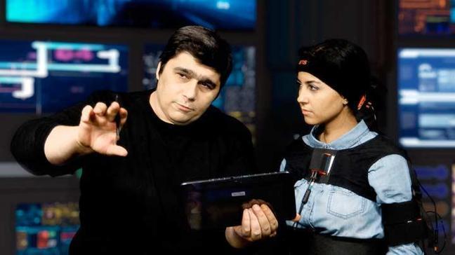 'Uzay Kuvvetleri'ni görünce Tim Burton'ın ağzı açık kaldı
