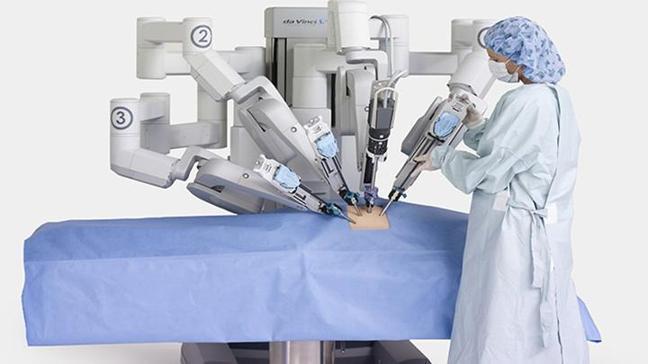 """Robotik Cerrahi Nedir"""""""