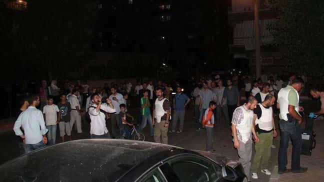 Diyarbakır'da bomba paniği