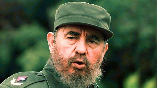 Fidel Castro'dan İsrail'e çok sert tepki