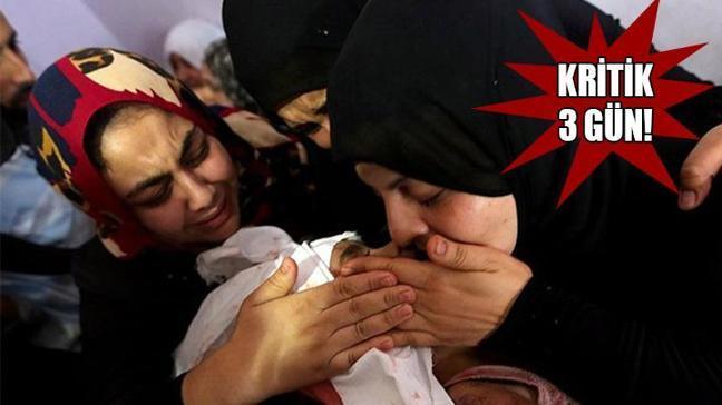 Gazze'de 'büyük felaket' uyarısı