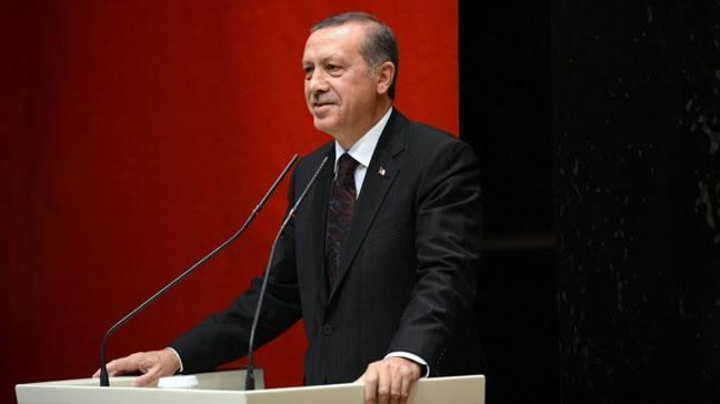 Erdoğan: KKTC'ye her türlü destek sürecek